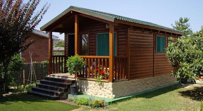 Catalogo casas de madera precios for Oferta cabanas de madera