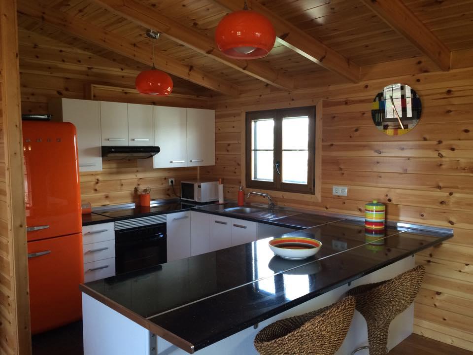 Fotos de casas enviadas por nuestros clientes - Fotos de casas de madera por dentro ...