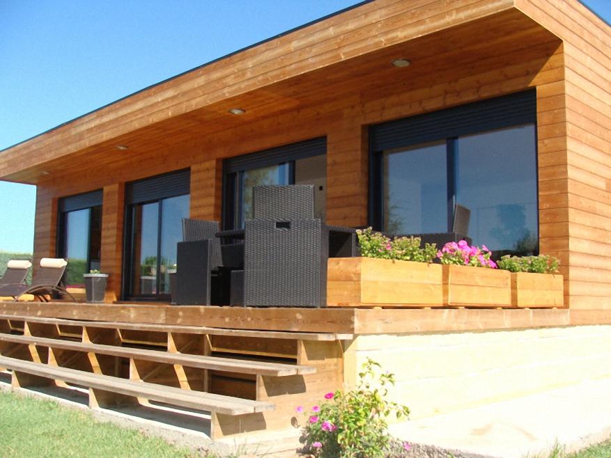 Casas de madera ofertas casas de madera baratas - Casas de madera en galicia ofertas ...