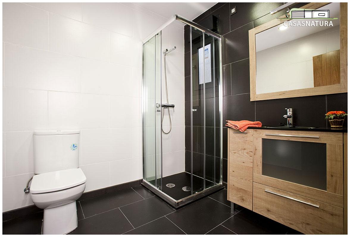 Diseño de los Cuartos de Baño en Casas Modernas