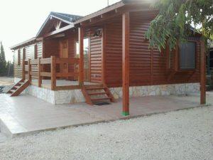 casa de madera Natura