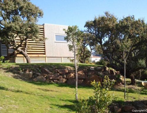Casas Modernas Natura Blu