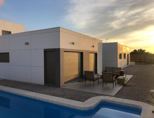 Casa modular Nero 125m2