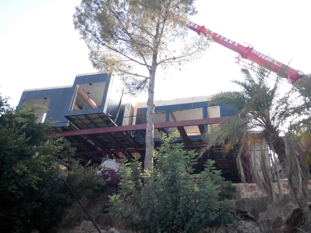 Casas Modulares Natura: Vivienda de Diseño en Gandia