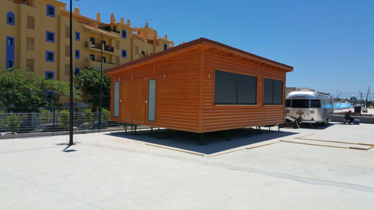 Construccion modular for Construccion modular prefabricada