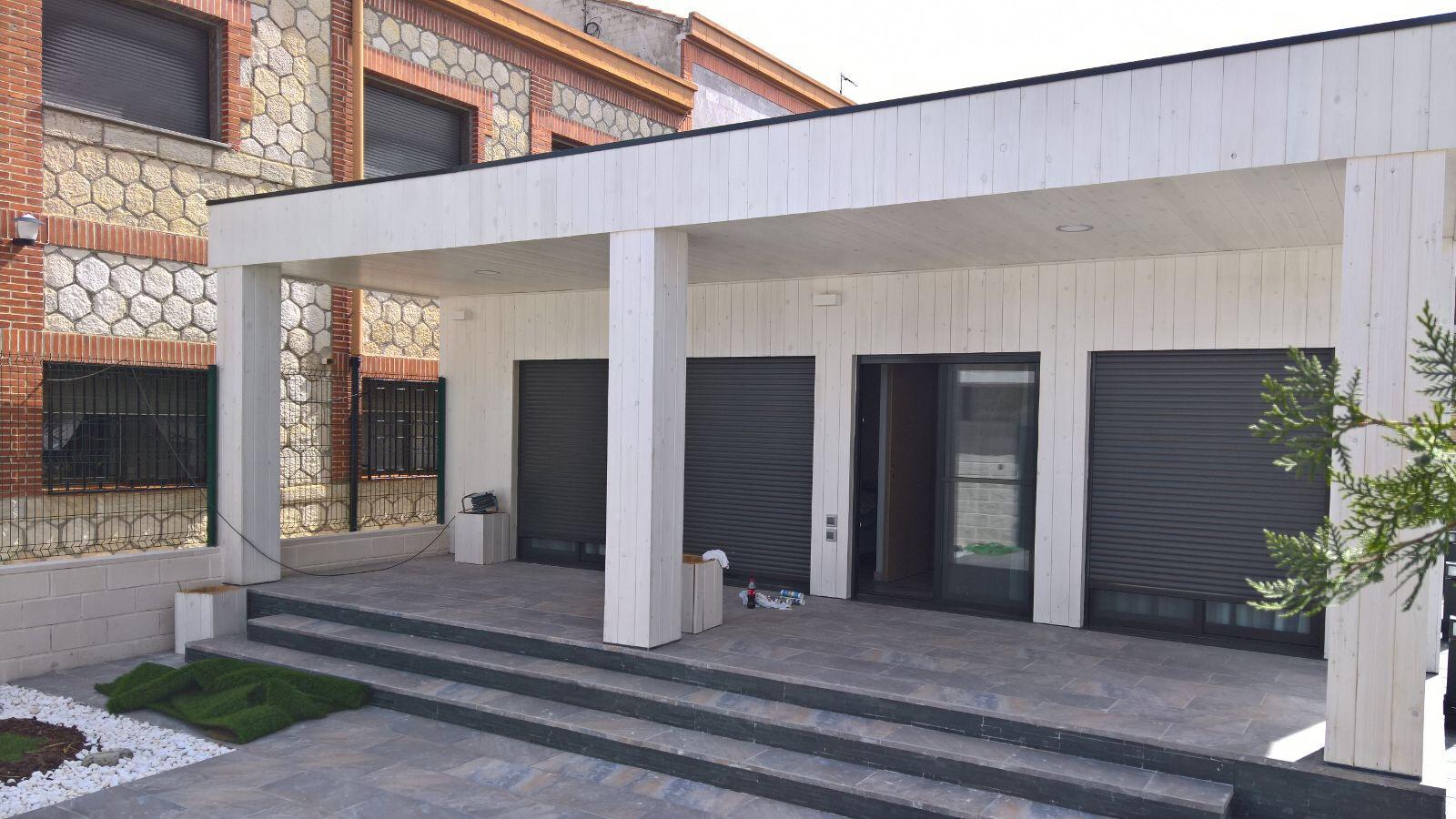 Casa de madera de 65m2 en Valencia