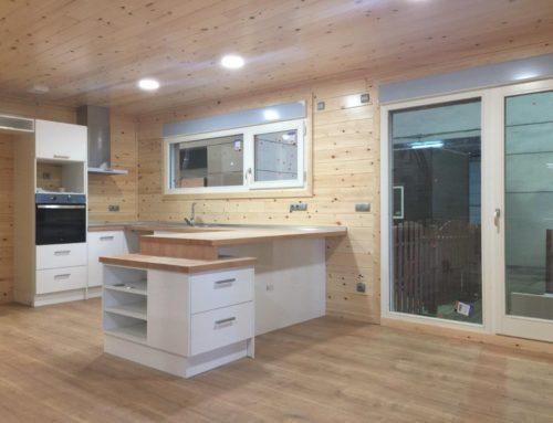 Construyendo una casa de 92m2 de alta eficiencia energética