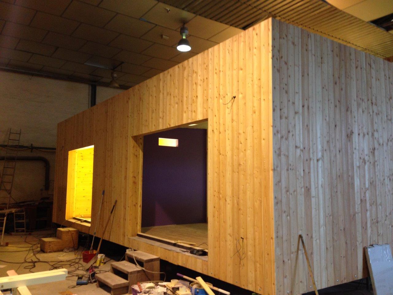 Casas de madera a medida en nuestra f brica - Madera a medida ...