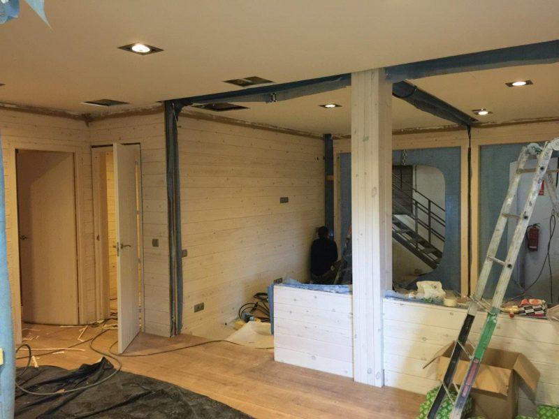 Constructor casas de madera for Constructor de casas