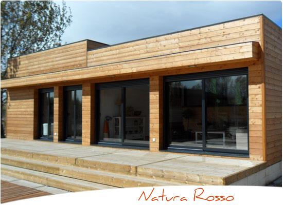 Planos de casas de madera natura - Planos casas de madera ...