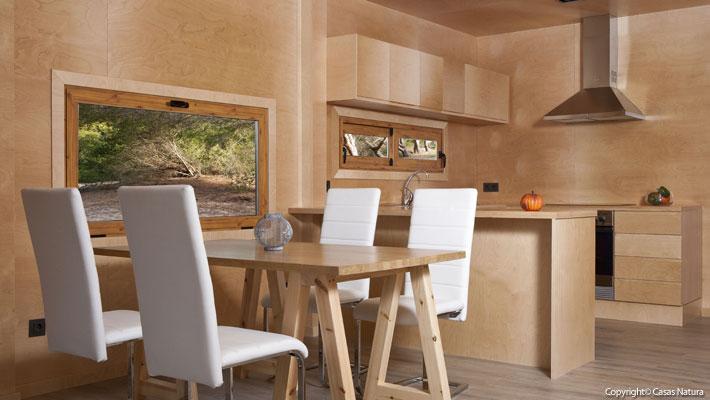 Casas de madera ofertas casas de madera baratas - Casas de madera en galicia baratas ...