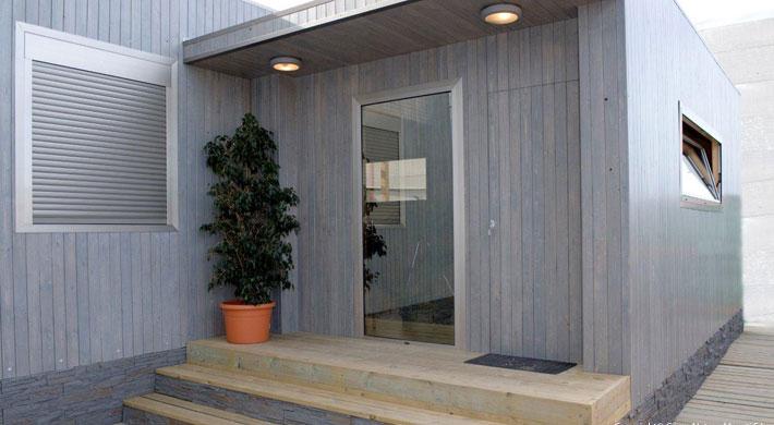 Oferta casa de madera blu 98 for Casas de madera ofertas