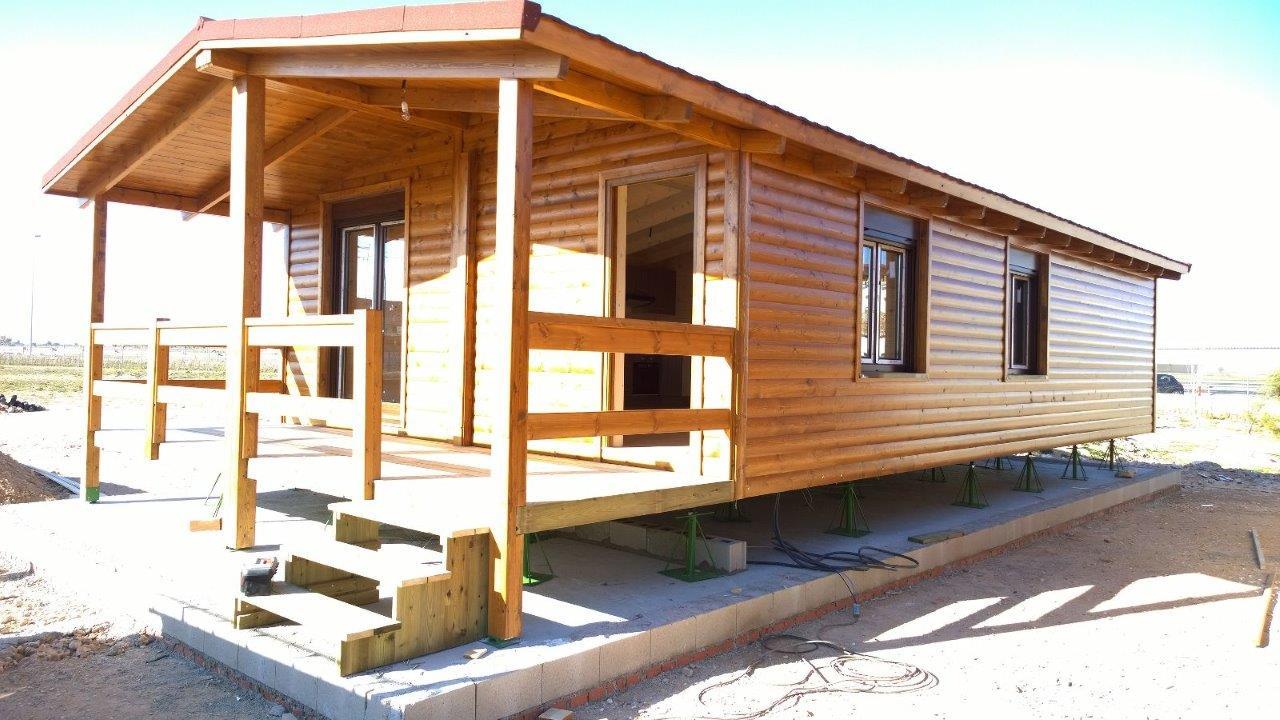 Casas terminadas en albacete girona y valencia casas de - Casas de madera valencia ...