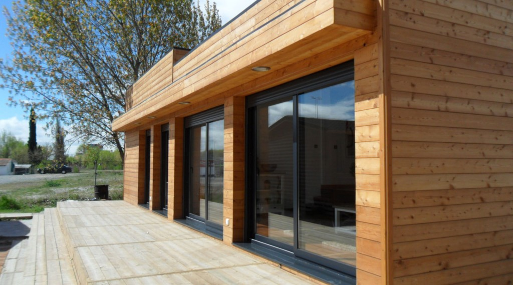 Casas de madera calidad y precio for Tarif habitation