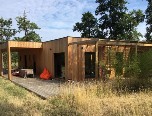 Casa eficiente y sin mantenimiento