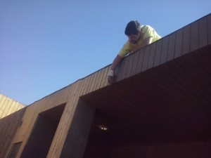 mantenimiento de casas de madera