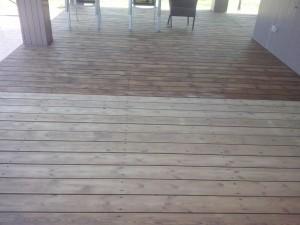 mantenimiento suelo terraza madera