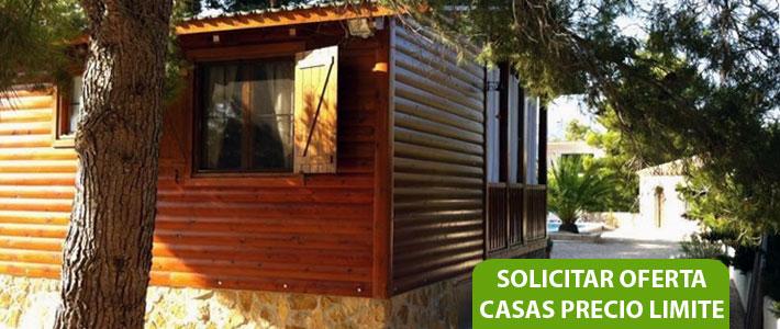 Casas de madera ofertas casas natura for Casas de madera ofertas