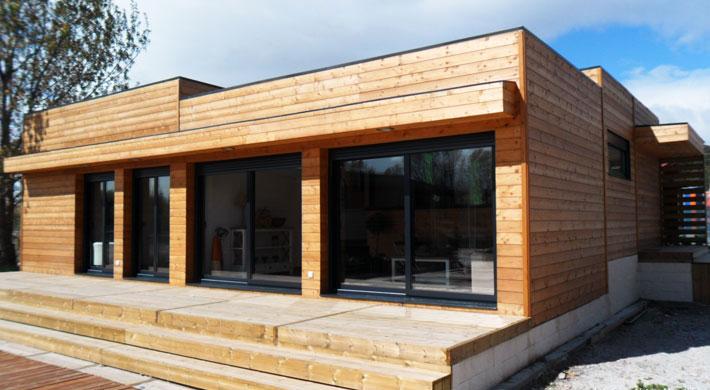 Casas pasivas passivhaus - Casas de madera valencia ...