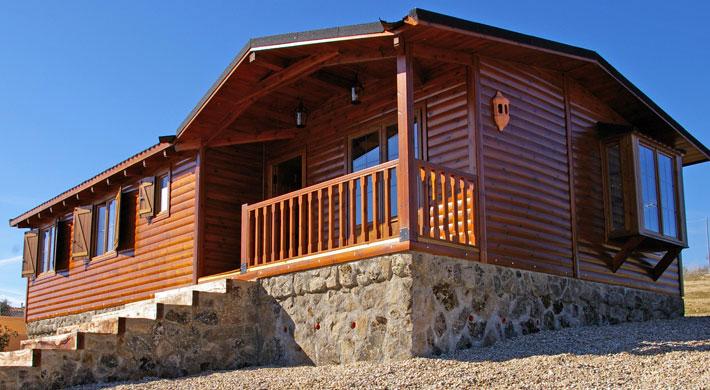 Casas de madera ofertas casas de madera baratas - Ver casas de madera ...